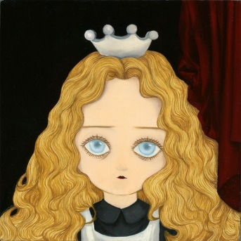 Alice\'s Tears-White Queen