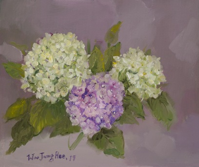 The Song of Life – the Hydrangea