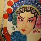 Facial Mask in Peking Opera No.4