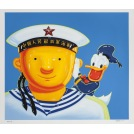 Navy and Donald Duck
