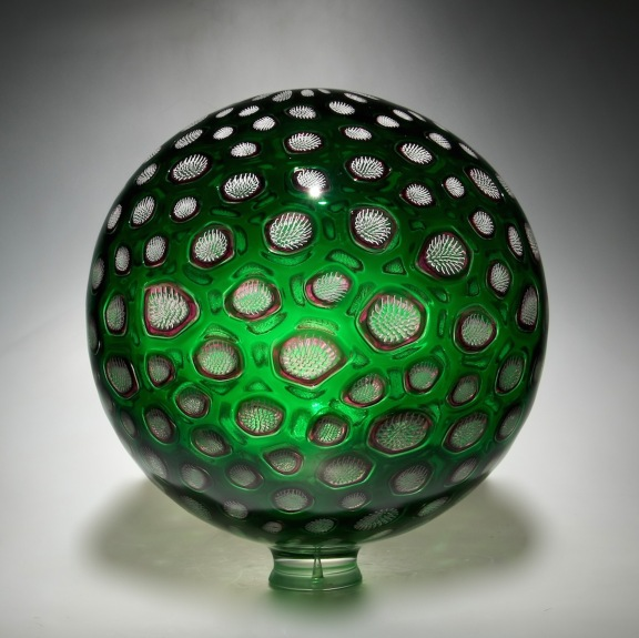 Emerald/Ruby Sphere