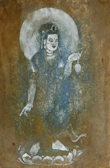 Unrestrained Guanyin 04