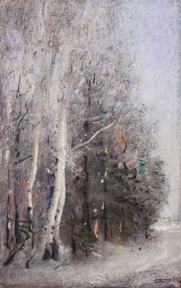 Winter-Birch