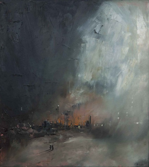 The Fog Paintings 1